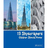 Produktbilde for 13 Skyscrapers Children Should Know (BOK)