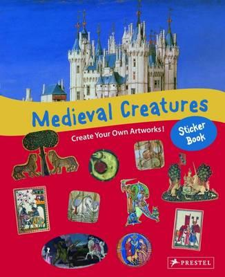 Medieval Creatures Sticker Book (BOK)