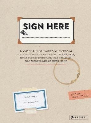 Sign Here (BOK)