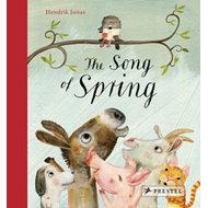 Produktbilde for Song of Spring (BOK)