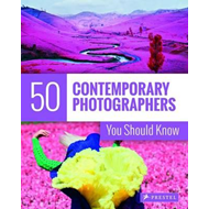 Produktbilde for 50 Contemporary Photographers You Should Know (BOK)