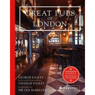 Produktbilde for Great Pubs of London: Pocket Edition (BOK)