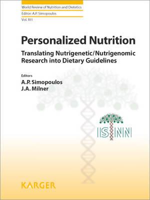Personalized Nutrition (BOK)