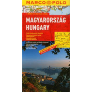 Hungary Marco Polo Map (BOK)