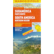 South America North Marco Polo Map (BOK)