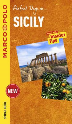 Sicily Marco Polo Travel Guide - with pull out map (BOK)