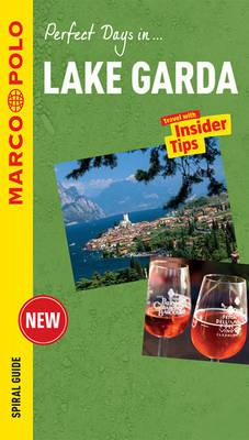 Lake Garda Marco Polo Travel Guide - with pull out map (BOK)
