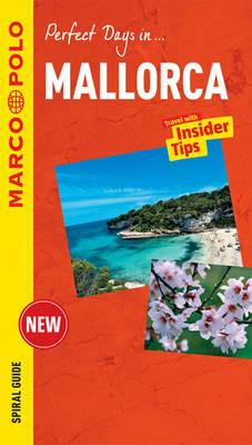 Mallorca Marco Polo Travel Guide - with pull out map (BOK)