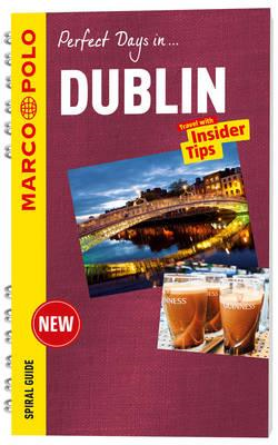 Dublin Marco Polo Travel Guide - with pull out map (BOK)
