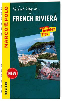 French Riviera Marco Polo Travel Guide - with pull out map (BOK)