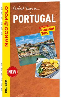Portugal Marco Polo Travel Guide - with pull out map (BOK)