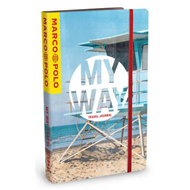 MY WAY Travel Journal (Beach Cover) (BOK)