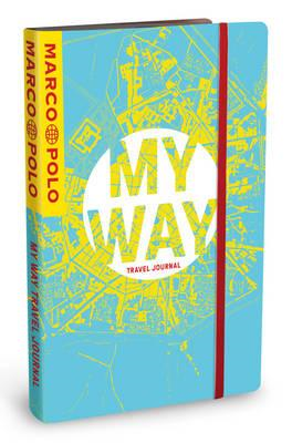 MY WAY Travel Journal (City Map Cover) (BOK)