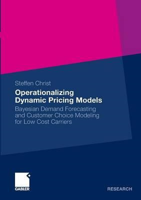 Operationalizing Dynamic Pricing Models (BOK)