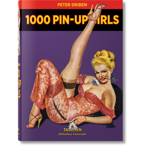 1000 Pin-Up Girls (BOK)