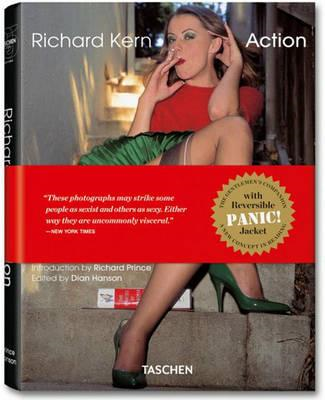 Richard Kern. Action (BOK)
