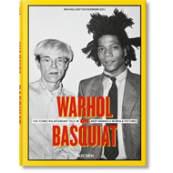Produktbilde for Warhol on Basquiat. Andy Warhol's Words and Pictures (BOK)