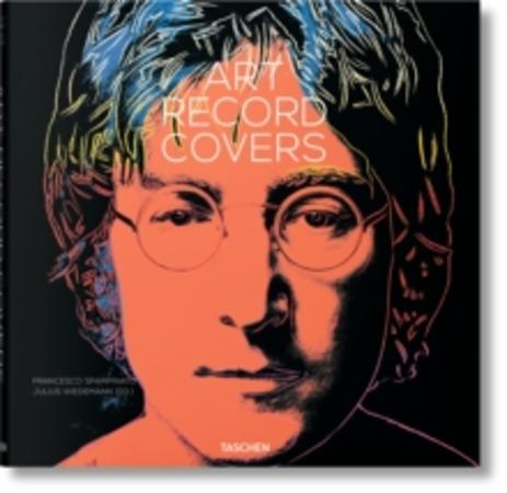 Art Record Covers (BOK)