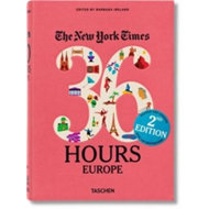 The New York Times 36 hours Europe (BOK)
