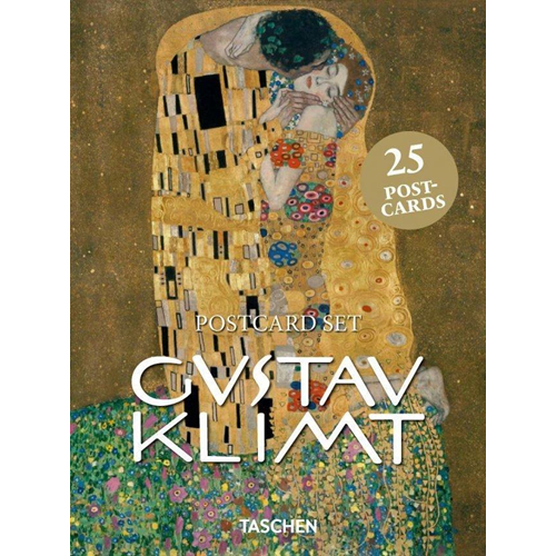 Klimt Postcard Set (BOK)