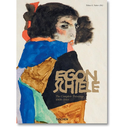 Egon Schiele. The Complete Paintings 1909-1918 (BOK)