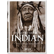 North American Indian. The Complete Portfolios (BOK)