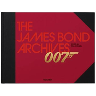 Produktbilde for James Bond Archives (BOK)