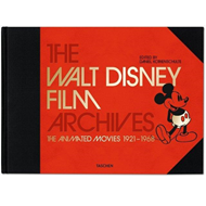 Produktbilde for Walt Disney Film Archives. The Animated Movies 1921-1968 (BOK)