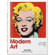Modern Art. A History from Impressionism to Today (BOK)