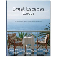Great Escapes Europe. Updated Edition (BOK)