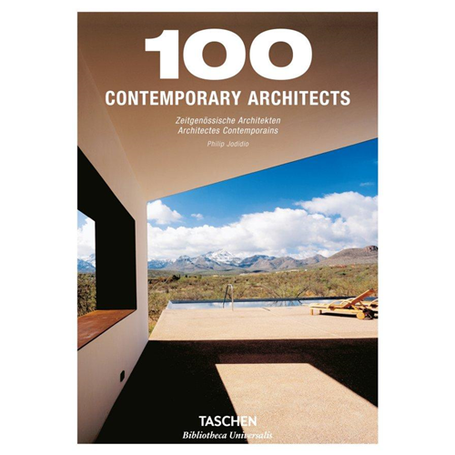 100 Contemporary Architects (BOK)