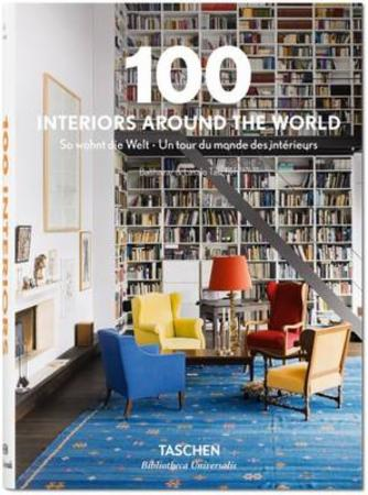 100 Interiors Around the World (BOK)