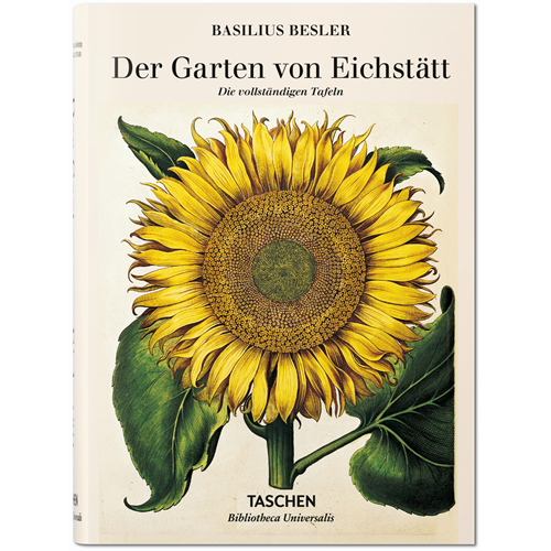 Basilius Besler's Florilegium: The Book of Plants (BOK)