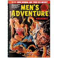 Men's Adventure Magazines in Postwar America (BOK)