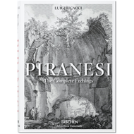 Piranesi: The Complete Etchings (BOK)