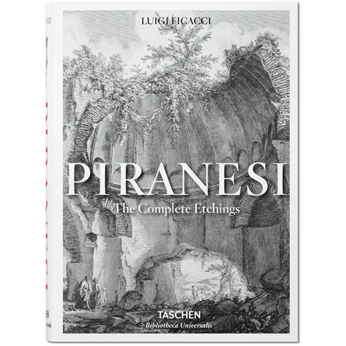 Piranesi. The Complete Etchings (BOK)