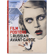 Film Posters of the Russian Avant-Garde (BOK)