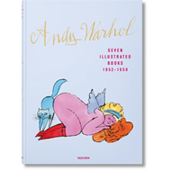 Andy Warhol: Seven Illustrated Books 1952-1959 (BOK)