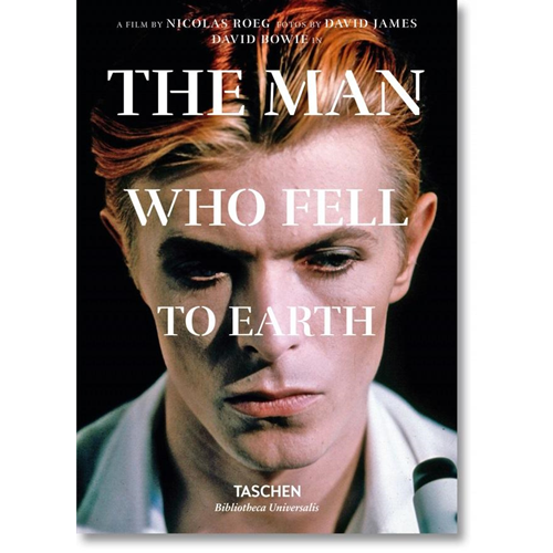 David Bowie. The Man Who Fell to Earth (BOK)