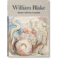 Produktbilde for William Blake. Dante's 'Divine Comedy'. The Complete Drawing (BOK)