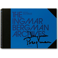 Produktbilde for Ingmar Bergman Archives (BOK)