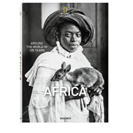 National Geographic. Around the World in 125 Years. Africa (BOK)