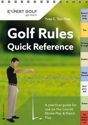 Golf Rules Quick Reference (BOK)