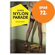 Produktbilde for Super Nylon Parade - Women, Legs, and Nylons (BOK)
