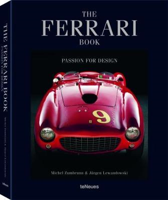 Ferrari Book - Passion for Design (BOK)
