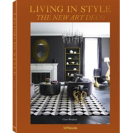 Living in Style - The New Art Deco (BOK)