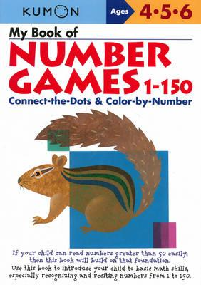 My Book of Number Games 1-150 (BOK)