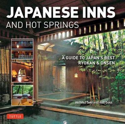 Japanese Inns and Hot Springs (BOK)