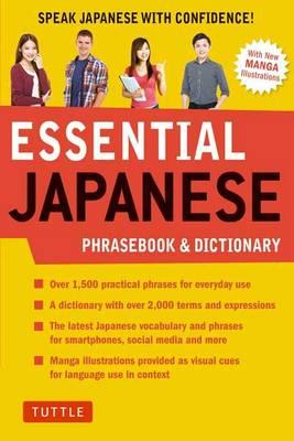 Essential Japanese Phrasebook & Dictionary (BOK)