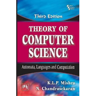 Theory of Computer Science: Automata, Languages and Computation (BOK)